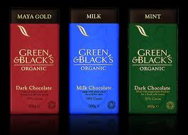 Green & Black`s Organic Chocolate