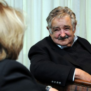 Jose Mujica President of Uruguay since 2010