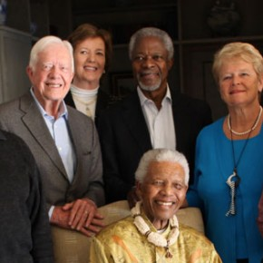 The Elders - wise minds for humanity