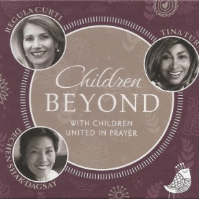 "Tina Turner & her spiritual Project "" Children Beyond"""