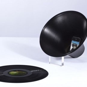 Vinyl in neuer Form