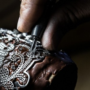 "Chopard ""The journey towards fair jewelery "" inspired by Eco Age"